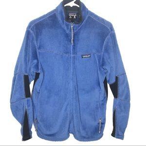 Patagonia R1 Fleece Zip Up Jacket Size Large
